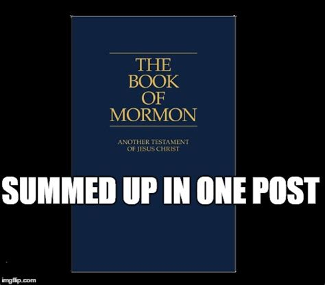 Movie review the book of mormons